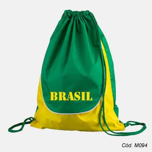 Mochila do Brasil Personalizada