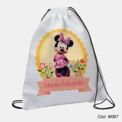 Mochila Para Festa Infantil Personalizada