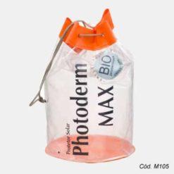 Mochila Saco de Plástico PVC Personalizada