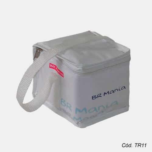 Brindes Personalizados - Mini Bolsa Térmica Personalizada