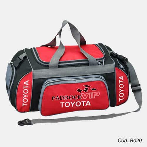 bolsa esportiva com compartimento para tenis