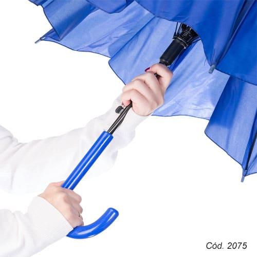 Guarda Chuva Promocional Azul