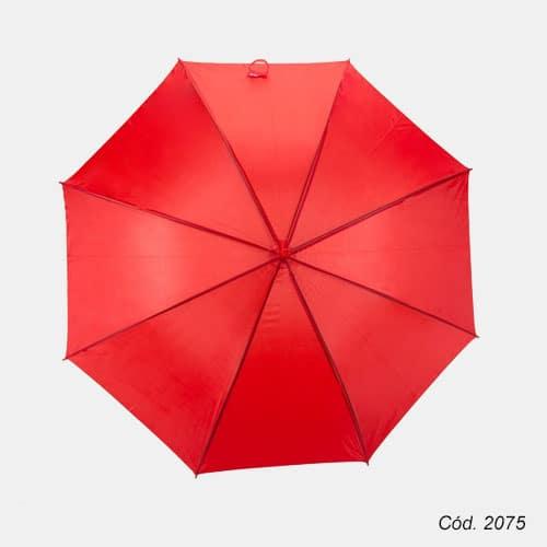 Guarda Chuva Promocional Vermelho