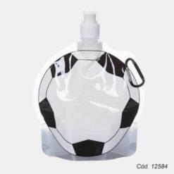 Squeeze Dobrável Bola de Futebol Personalizado