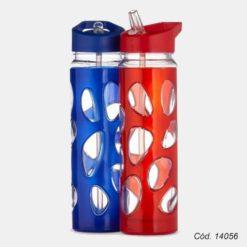 Squeeze Grande de Plástico Personalizado