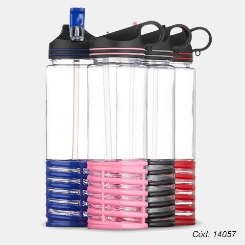 Squeeze Plástico Para Brindes