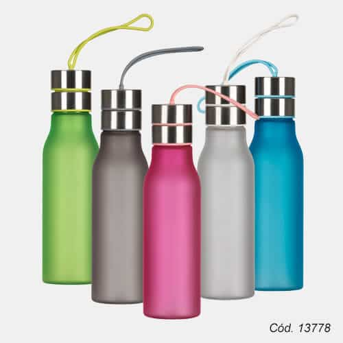 Squeeze Plástico Promocional