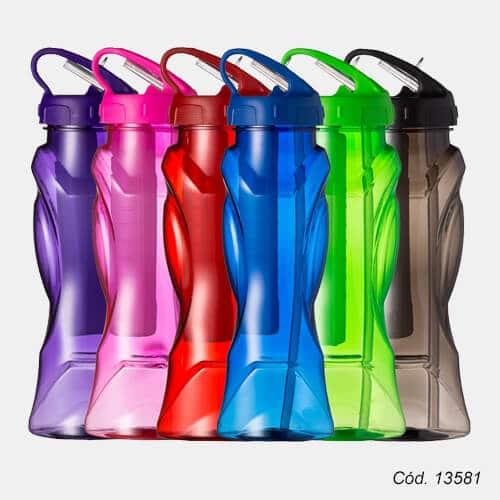 Squeeze Promocional Plástico