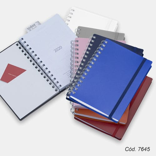 agenda-personalizada-para-empresa-capa-plastica