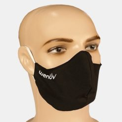 mascara bico de pato personalizada