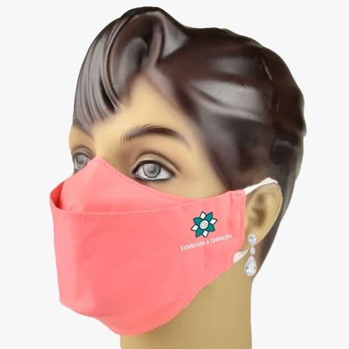 mascara feminina personalizada