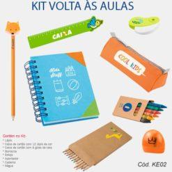 Kit Volta as Aulas Personalizado